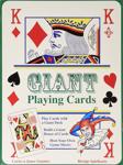 Afbeeldingen van Reuze speelkaarten A4