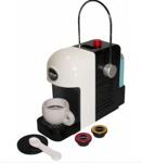 Afbeeldingen van Lavazza houten espressomachine