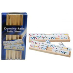 Afbeeldingen van Domino latten hout 4 stuks