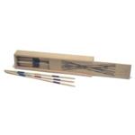 Afbeeldingen van Mikado 18 cm in houten kistje