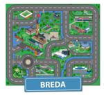 Bild von Speelkleed Breda 130x160cm