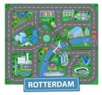Bild von Speelkleed Rotterdam 130x160cm