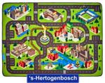 Afbeeldingen van Speelkleed 's-Hertogenbosch