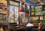 Picture of Puzzel Bosch' cafe - 's-Hertogenbosch 1000 stukjes