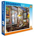 Afbeeldingen van Puzzel Brabants cafe - 1000 stukjes