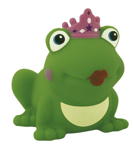 Afbeeldingen van Badeend kikker-koningin