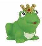 Afbeeldingen van Badeend kikker-koning groen