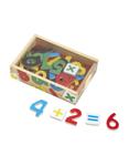 Bild von Magneet cijfers hout