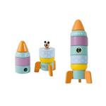 Afbeeldingen van Stapeltoren Rocket Tower  Raket Studio Circus