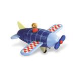 Afbeeldingen van Magneetset Janod Vliegtuig