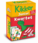 Afbeeldingen van Een weetjes kwartet Junior Kikker 4+