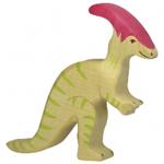 Bild von Parasaurolophus dino Holztiger
