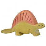 Bild von Dimetrodon dino Holztiger