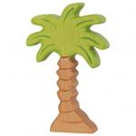 Bild von Palmboom middel Holztiger
