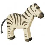 Bild von Zebra groot Holztiger