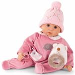 Bild von Gotz babypop slaapogen, roze muts en egeltje