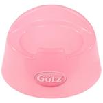 Afbeeldingen van Gotz Potje transparant roze 11 cm