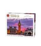 Afbeeldingen van Puzzel 1000 stukjes Big Ben en Huis van het parlement Londen