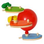 Afbeeldingen van Ballonboot 4 kleuren