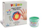 Afbeeldingen van Vingerverf 4 primaire kleuren in potje a 100 gr. Primo