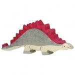 Afbeeldingen van Stegosaurus dino Holztiger
