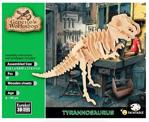 Bild von 3d puzzel T-rex Dinosaurus