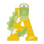 Bild von Sevi dierenletter nieuw (A) alligator