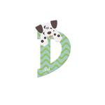 Afbeeldingen van Sevi dierenletter nieuw (D) dog