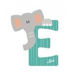 Afbeeldingen van Sevi dierenletter nieuw (E) elephant