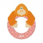 Afbeeldingen van Sevi dierenletter nieuw (O) orang oetan