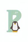 Bild von Sevi dierenletter nieuw (P) pinguin