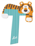 Afbeeldingen van Sevi dierenletter nieuw (T) tijger