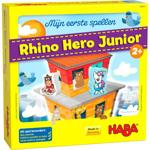 Afbeeldingen van Rhino Hero Junior spel 2+ HABA