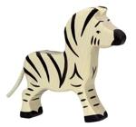 Bild von Zebra veulen Holztiger