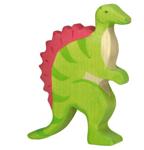 Bild von Spinosaurus dino Holztiger