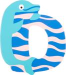 Bild von Houten dieren letter D