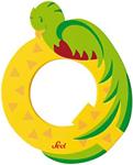 Afbeeldingen van Sevi dierenletter (O) Oerang-Oetang