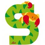Image de Sevi dierenletter (S ) Schorpioen