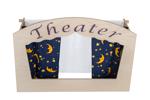 Afbeeldingen van Theater tafelmodel white wash Van Dijk Toys