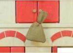 Afbeeldingen van Erwtenzakje voor pakhuis Van Dijk Toys