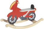 Afbeeldingen van Hobbelfiguur  rocking motor  Goki