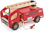 Afbeeldingen van Brandweerauto  Pintoy  degelijk 29 cm