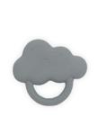 Afbeeldingen van Natuurrubber bijtring regenwolk grijs Jollein
