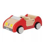 Afbeeldingen van Poppenhuis familie auto rood Hape