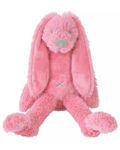 Afbeeldingen van Knuffel Konijn Richie diep roze 38 cm Happy Horse