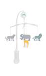 Afbeeldingen van Mobile Mobiel met muziek kunststof houder  safari Jollein