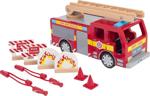 Afbeeldingen van Brandweerauto hout Tidlo