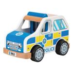 Afbeeldingen van Politie auto hout Tidlo