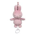 Image de Nijntje muziekdoosje  Pink baby rib 24 cm