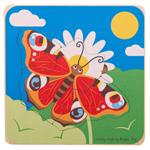 Picture of Levenscyclus puzzel lagen Vlinder